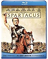 Spartacus (50th Anniversary Edition) [Blu-ray] by Universal Studios by Stanley Kubrick【DVD】 [並行輸入品]