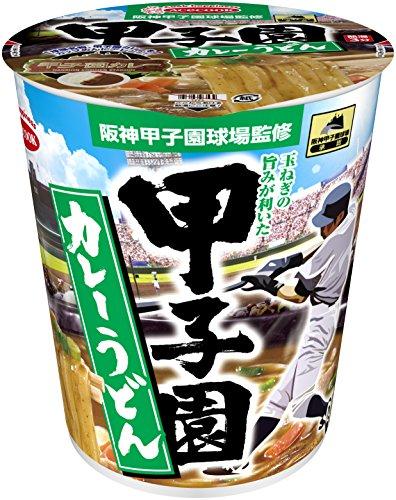エースコック 阪神甲子園球場監修 甲子園カレーうどん 60g