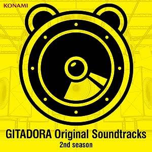 GITADORA Original Soundtracks 2nd season(DVD付)