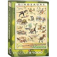 ジグソーパズル 1000ピース ユーログラフィックス 恐竜 6000-1005