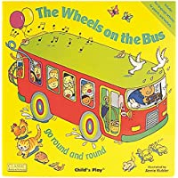 Wheels on the Bus (Big Books with Holes)