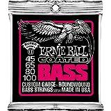 【正規品】 ERNIE BALL ベース弦 コーテッド スーパー (45-100) 3834 COATED SUPER SLINKY BASS