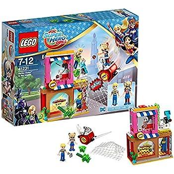レゴ(LEGO)スーパーヒーローガールズ ハーレイ・クインのレスキュー作戦 41231