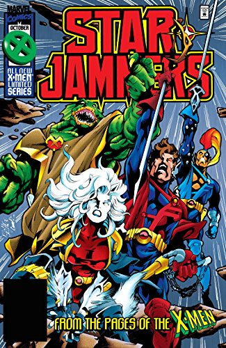 Download Starjammers (1995) #1 (of 4) (English Edition) B0716Q3X3G