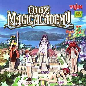 SRクイズマジックアカデミーPART2.5 マジアカ ルキア アロエ ユージン コナミ(全6種フルコンプセット)