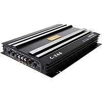 VORCOOL オーディオアンプ 高音質カー アンプ 5800 w C-266ステレオ4 ohm音響4チャンネルアルミニ…