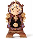 Disney Traditions Keeping Watch Cogsworth Figure