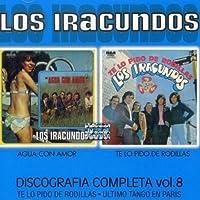 Discografia Completa 8: Agua Con Amor / Te Lo Pido