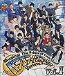 ミュージカル テニスの王子様 バラエティ・スマッシュ Vol.1 blu-ray版