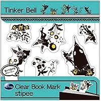 S&Cコーポレーション ディズニープラスチック付箋 stipee mini ティンカーベル OPS4