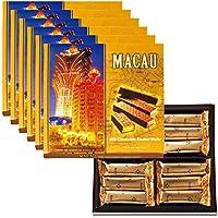 香港・マカオ 土産 マカオ チョコウエハース 6箱セット (海外旅行 香港・マカオ お土産)