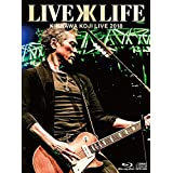 "KIKKAWA KOJI LIVE 2018 ""Live is Life""【完全生産限定盤】<BD+CD>"