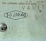 Vault: Def Leppard Greatest Hits by Def Leppard (1995-10-31) 【並行輸入品】