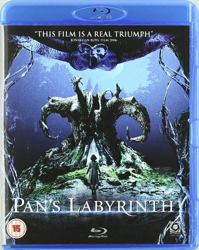 Pan's Labyrinth [Blu-ray] [Import anglais]