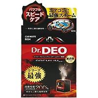 カーメイト 車用 除菌消臭剤 ドクターデオ Dr.DEO プレミアム スチーム 循環タイプ 使い切り 無香 安定化二酸化…