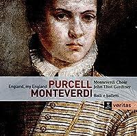 Monterverdi : Balli e Baletti / England my England (2CD) by John Eliot Gardiner (2016-05-03)