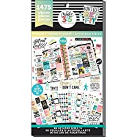 (Work It Out) - me & my BIG ideas Happy Planner Value Pack Stickers Fitness - Work It Out - 1475 Stickers