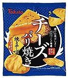 東ハト チーズパリ焼き焼きチーズ味 52g ×12袋