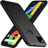 Google Pixel 4a ケース (5Gモデル非対応) ソフト dasbulkスマホケース Pixel4a カバー 薄型 軽量 TPU フィット感 マット感 シンプル レンズ保護 擦り傷防止 指紋防止 衝撃吸収 耐久 脱着簡単