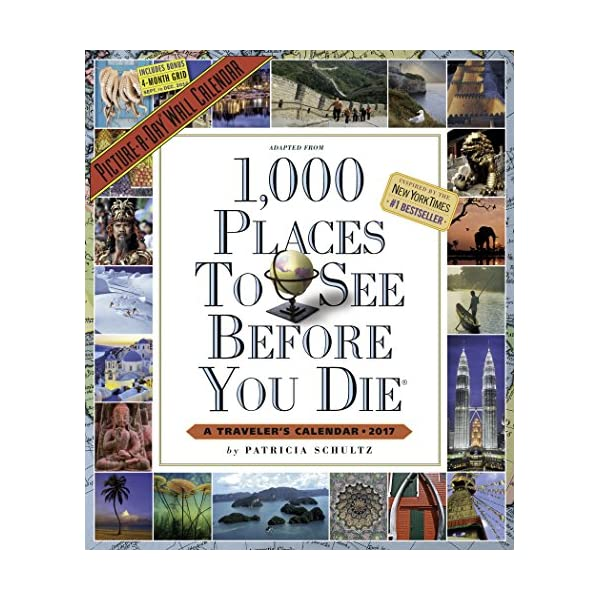 1,000 Places to See Befo...の商品画像