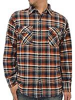 (マルカワジーンズパワージーンズバリュー) Marukawa JEANS POWER JEANS VALUE 大きいサイズ メンズ シャツ 長袖 チェック 16color