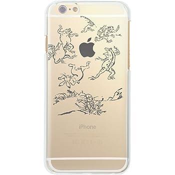 iPhone6 4.7 inch iphone ハードケース ケース カバー スマホケース クリアケース Clear Arts 鳥獣人物戯画 08-ip6-ca0043