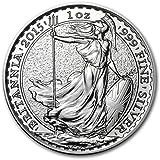 2015年 ブリタニア銀貨1オンス