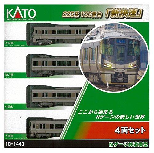 KATO Nゲージ 225系100番台 新快速 4両セット ...