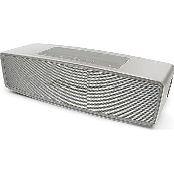 Bose SoundLink Mini Bluetooth speaker II ポータブルワイヤレススピーカー パール