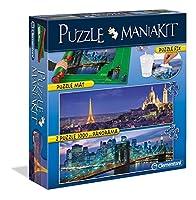 エッフェル塔&ニューヨークPanaorama Puzzle Maniaキット