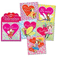 eeBoo Fairy Valentine's Day Cards 32 cards [並行輸入品]