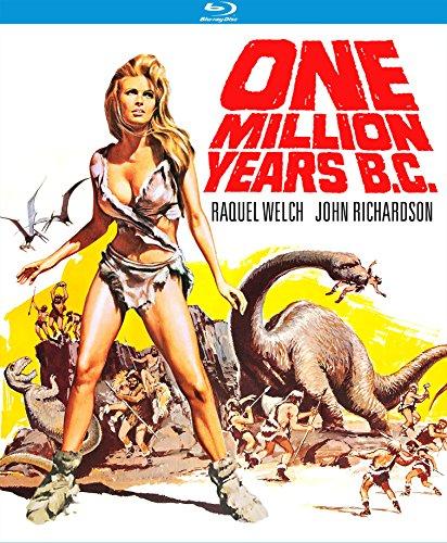 One Million Years B.C. [Blu-ray] [Import]