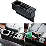 iTimo Car Seat Crevice Storage Box Coin Drink Phone Cigarette Holder Auto Seat Gap Organizer Container Car Organizer Accessor