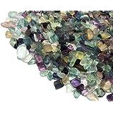 浄化 さざれ 500g 天然石 本物保証 パワーストーン 幅5-9mm フローライト 蛍石 Fluorite