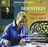 バーンスタイン:交響曲 第1番「エレミア」/交響曲 第2番「不安の時代」