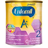 Enfamil A+ Stage 2 Gentlease Follow-on Milk Formula 360 DHA+, 6 months onwards, 900g