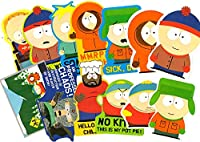 A & A Global Industries, Inc. SOUTH PARK サウスパーク ステッカー シール 13枚セット