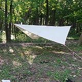 Bush Craft(ブッシュクラフト) たき火タープ 3×3 02-06-tent-0016 ホワイト