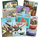 Disney Pixar Board Books Super Set for Toddlers Kids - Set of 8 Books Featuring Disney Cars, Planes, Toy Story, Good Dinosaur (Super Set (8 Books))