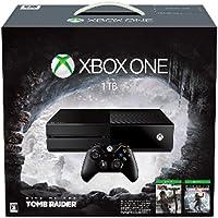 Xbox One 1TB (Rise of the Tomb Raider 同梱版) KF7-00036 (予約特典『T…