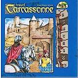 カルカソンヌ コンパクト (Carcassonne: Travel edition) ボードゲーム