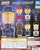 コールマン ランタンミュージアム4 Coleman LEDライト ミニチュア フィギュア グッズ ガチャ タカラトミーアーツ(シークレット付き全6種フルコンプセット)