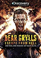 Bear Grylls: Escape from Hell [DVD] [Import]