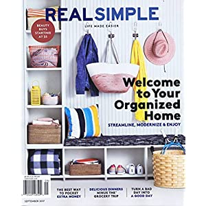 Real Simple [US] September 2017 (単号)