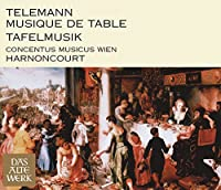 Telemann: Tafelmusik by Concentus musicus Wien (2009-10-26)