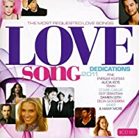 Love Song Dedications 2011