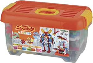 学研 (Gakken) ニューブロック 工具セット 22種80パーツ 83146
