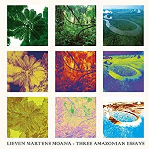 Three Amazonian Essays スリー・アマゾニアン・エッセイズ [vinyl LP version] [Analog]