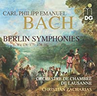 Berlin Symphonies by Christian Zacharias / Orchestr