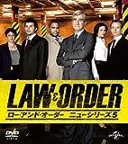 LAW&ORDER/ロー・アンド・オーダー<ニューシリーズ5> バリューパック[DVD]